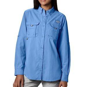 Columbia women's fishing shirt